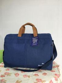 供应大容量热转印帆布旅行包袋衣物袋