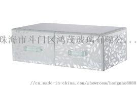珠海鸿茂厂家定制贴牌简约家居首饰盒小清新客厅收纳