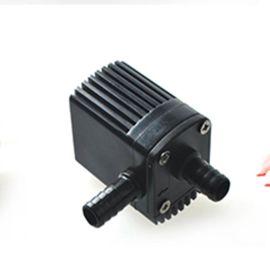 高扬程微型磁力隔离泵电脑水冷泵VR调速冷暖床垫静音水泵