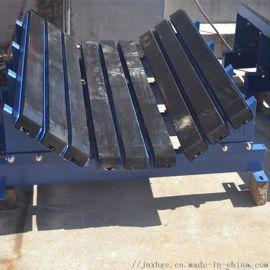 电厂标准型胶带机缓冲床 不同长度缓冲床