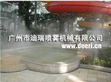 惠州温泉园林景观造雾系统园林人造雾工程