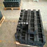 钦州20kg铸铁砝码 10kg锁型砝码