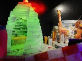 专业大型冰雕展出租 优质冰雕展搭建公司
