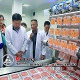猪血旺加工设备 全自动鸭血豆腐生产线设备