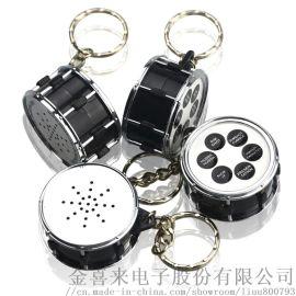 精美挂件钥匙扣 定制音源发声钥匙扣 定制OEM