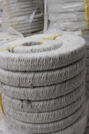 陶瓷纤维绳硅酸铝盘根陶瓷纤维 6mm-50mm