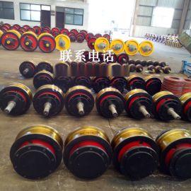 河南厂家批量销售 起重机专用车轮组