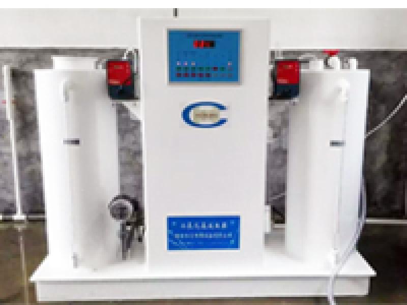 高溫二氧化氯發生器/污水消毒設備