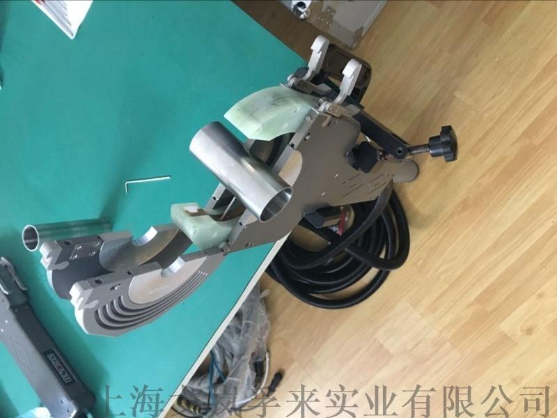 不锈钢波纹管道封闭式气体保护环缝自动焊机