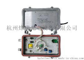 野外型二路AGC光接收機
