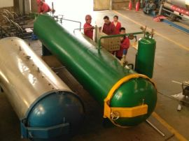 日通机械供应电硫化罐 电加热硫化罐 厂家直销
