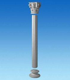 东莞各种规格尺寸的罗马柱模具,欧式GRC构件、欧式GRC罗马柱批发