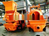 力諾攪拌車載泵 攪拌泵送一體機 全液壓攪拌泵價格優惠