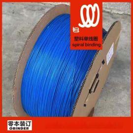 宁波零本出口单线圈成型塑料线