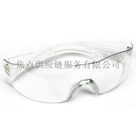 霍尼韦尔Honeywell VL1-A 防护防雾眼镜 透明镜片100020