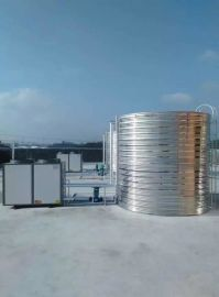东莞深圳广州酒店空气能热水器安装