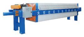 大张制造 电动机械压紧压滤机 厂家直销 品质保证