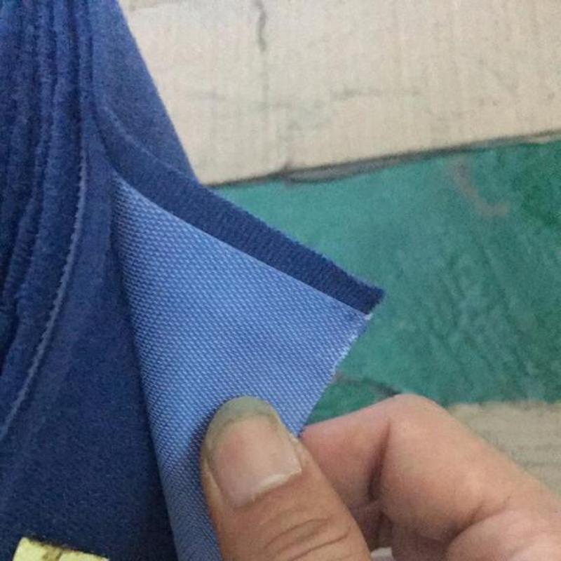 鸿益 厂家批发双面T型尼龙扎带背靠背魔术贴定制环保射出背靠背魔术贴