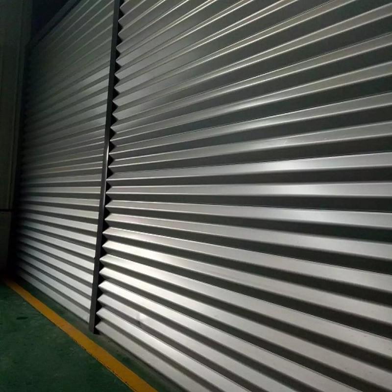 供應HV-310型單板 0.3mm-0.6mm厚 彩鋼壓型板/橫掛板 彩鋼波紋板/隱藏式橫掛板 波紋橫掛板