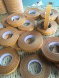 廠家直銷網格雙面膠 超粘玻璃纖維雙面膠 PET黃色網格雙面膠帶