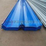 上海订制彩钢瓦、820型角弛、工业厂房屋顶用彩钢瓦