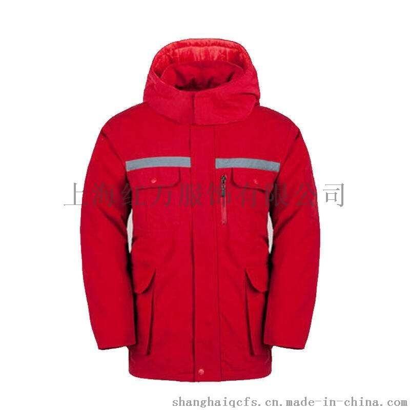 上海紅萬服飾 2020新款 男女棉襖 棉衣定製
