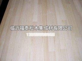 **樟子松拼板 松木集成材 松木板 工艺品板