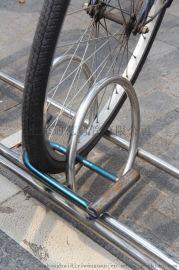 螺旋型自行车停车架 DY-005-S