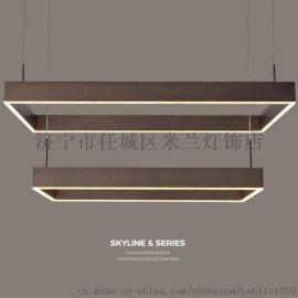 濟寧新特麗 天際系列吊燈 現代簡約創意燈飾