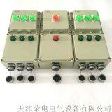 BX(M)D系列防爆控制箱 天津荣电防爆控制箱
