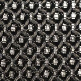 1680D加捻单丝镂空3D织造防水透气音箱牛津布