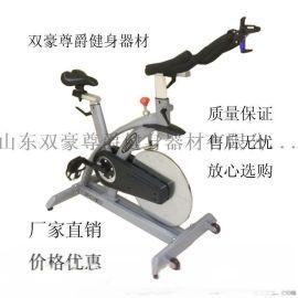 有氧健身器材史帝飞动感单车全铝铸造件坚固耐用