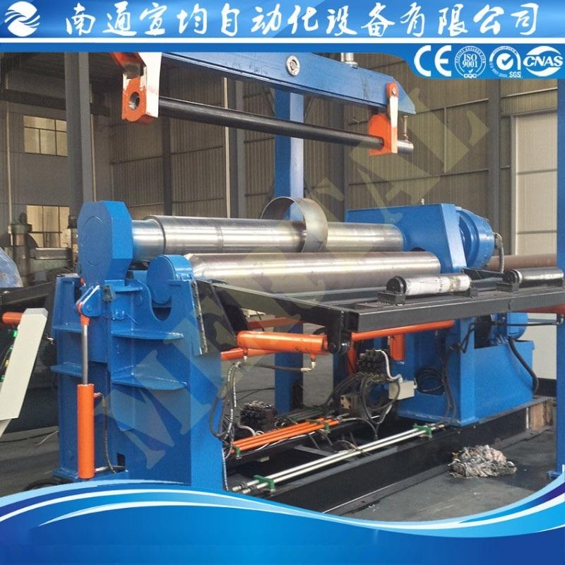 卷板机生产线 四辊卷板机生产线 全数控卷板机生产线