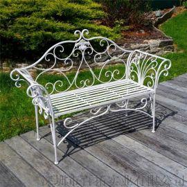 户外防水长椅防腐园林公园休闲座椅公共休息长椅