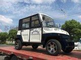 南京野馬四座電動巡邏車