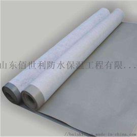 沧州化学阻根防水材料-钢结构种植面pvc防水