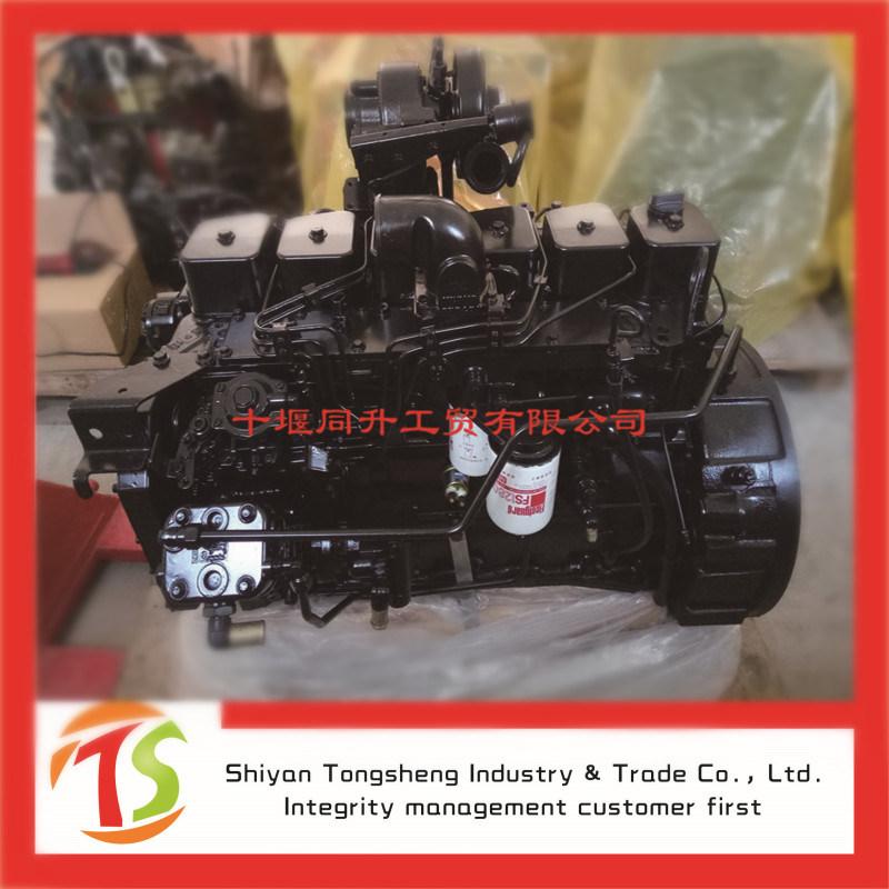 康明斯6BTAA5.9-C150柴油發動機