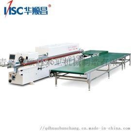 青岛封边机自动回转生产线 皮带自动输送线