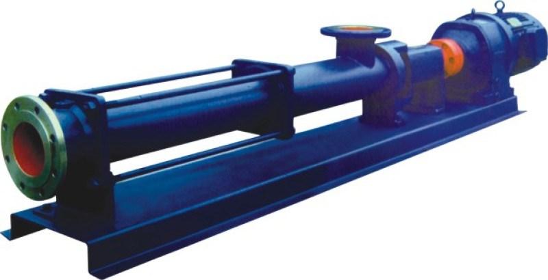 污泥脱水设备厢式隔膜压滤机螺杆泵