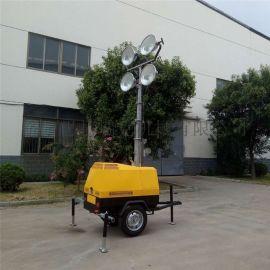 思拓瑞克4TN4000 移动户外拖车照明车