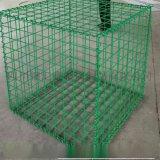 公園焊接石籠網景觀牆河流防護鉛絲石籠網格賓網