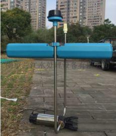 TLB-ZH系列增氧造流曝气机 推流式