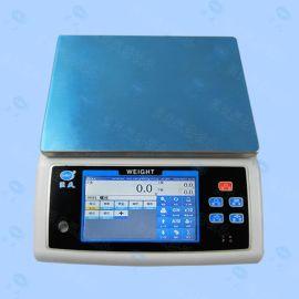 5kg/0.2g电池行业专用智能秤 记录产品称重信息导出数据的电子秤
