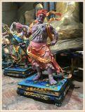 佛像十二神将 树脂十二神将雕塑厂家