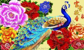 金聚艺鑫钻石画呈现出各种不同的风格琳琅满目