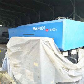 供应大型800吨二手塑料注塑成型机多少钱一台