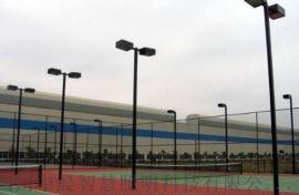 四川LED球场灯网球场路灯LED高杆灯厂家