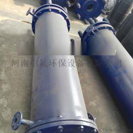 大安中氟石墨冷凝器设备运输维修方便