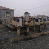 供应3台150平方污泥脱水二手压滤机