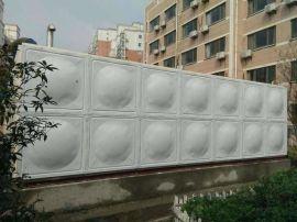 一体水箱 隐藏式玻璃钢水箱 战时水箱承重高